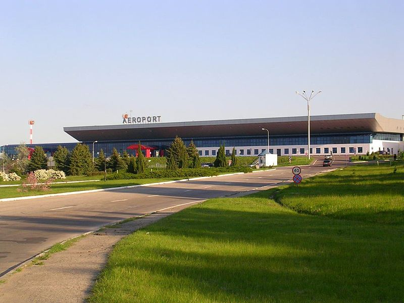 Aéroport international de Chișinău